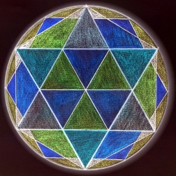 geometric art 48